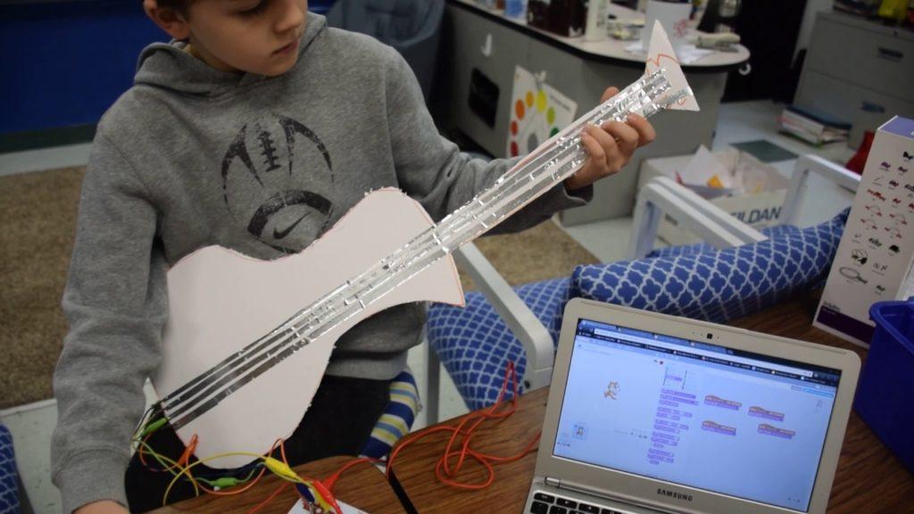 Construit un instrument de musique avec Makey-makey Festival Urbanika